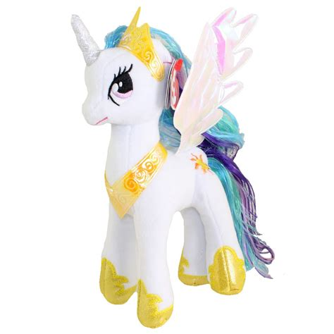 TY Beanie Baby - PRINCESS CELESTIA (My Little Pony