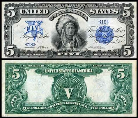#TBT: The One Native Person to Ever Grace Paper Money in