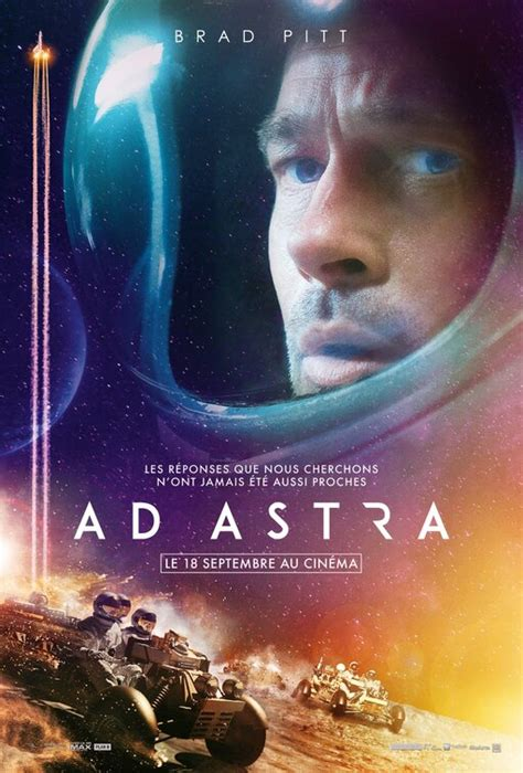 Ad Astra Movie Poster (#7 of 8) - IMP Awards