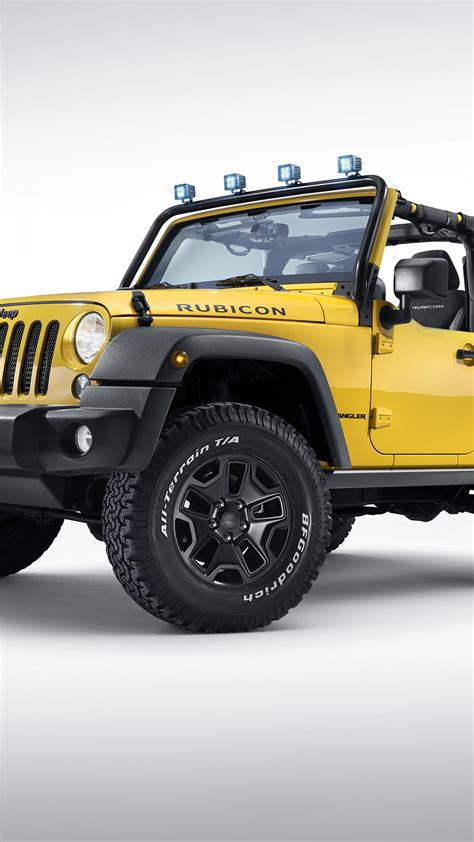 Wallpaper Jeep Wrangler Rubicon Rocks Star, crossover, SUV