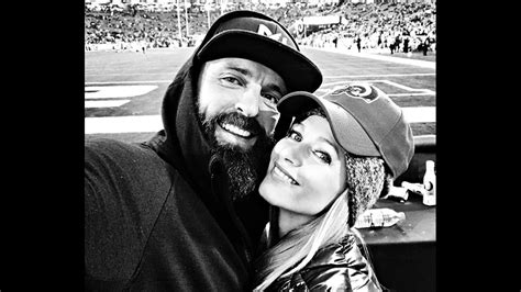 actress Canadian Aj Cook with her Husband Nathan Andersen