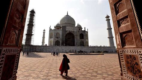 Why the Taj Mahal Is Inspiring Protests and Controversy in