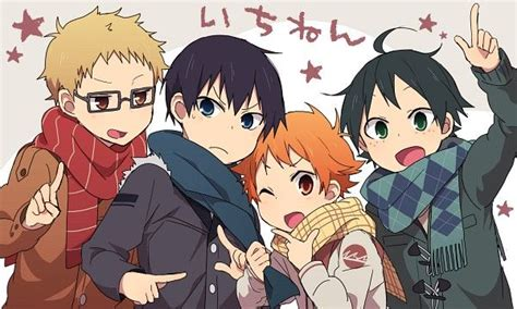 Pin by Ricchan on Haikyuu!! | Anime, Manga, Filmek
