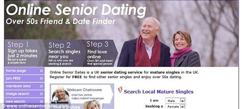 Silver Surfers give internet dating sites a boost as it is