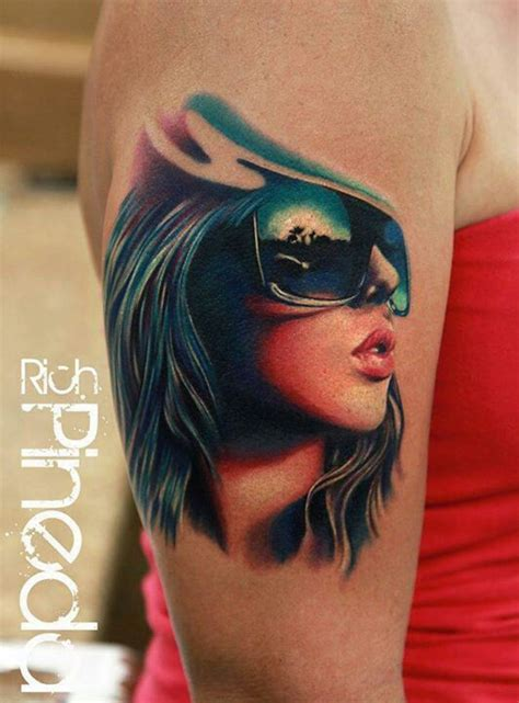 By Rich Pineda Tattoos