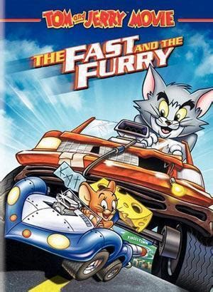 Watch Tom and Jerry Movie: The Fast and The Furry (2005