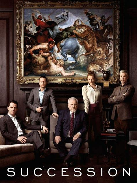 Succession 1h | Drama | TV Series (2018– ) in 2020