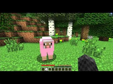 Minecraft How to Breed Pigs, Sheep,Cows, Chickens