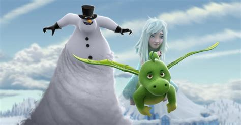 WATCH: Exclusive Clip from the New Film 'Ice Princess Lily