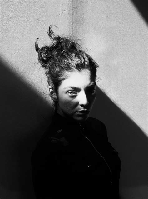 The Return of Lorde - The New York Times