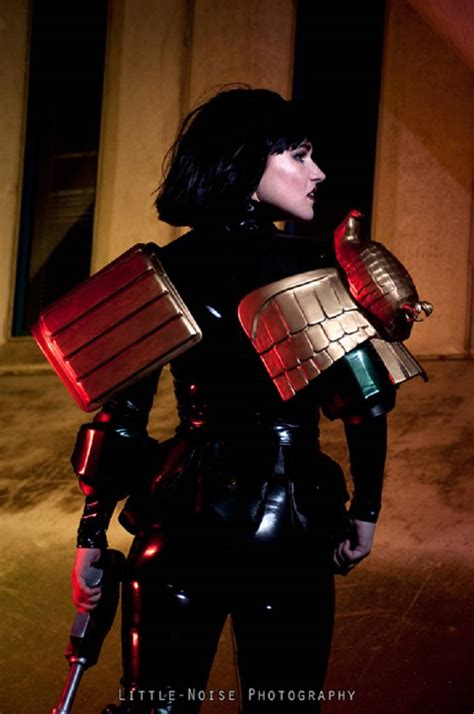 Judge Hershey Cosplay by Kathy Cosplay