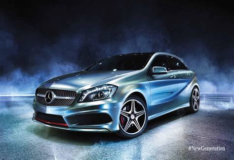 News - Mercedes-Benz A 45 AMG Celebrates 45 Years Of AMG