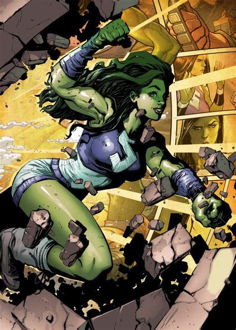 She-Hulk by Marvel | metal posters | Marvel comic universe