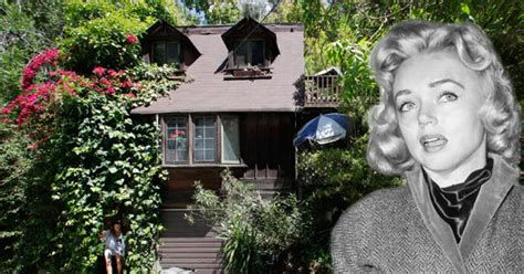 Home where former playmate Yvette Vickers was mummified