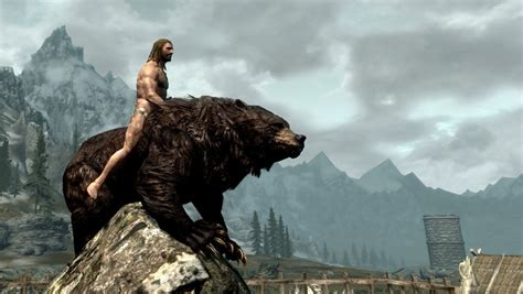 Top 5 Skyrim Mods of the Week - Lions, Portals, and Bears