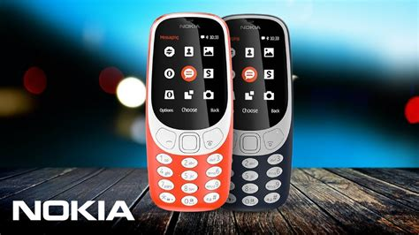 Nokia 3310 3G (2017) Review : Best Features - YouTube