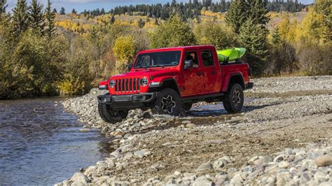 2020 Jeep Gladiator Rubicon 2 Wallpaper | HD Car