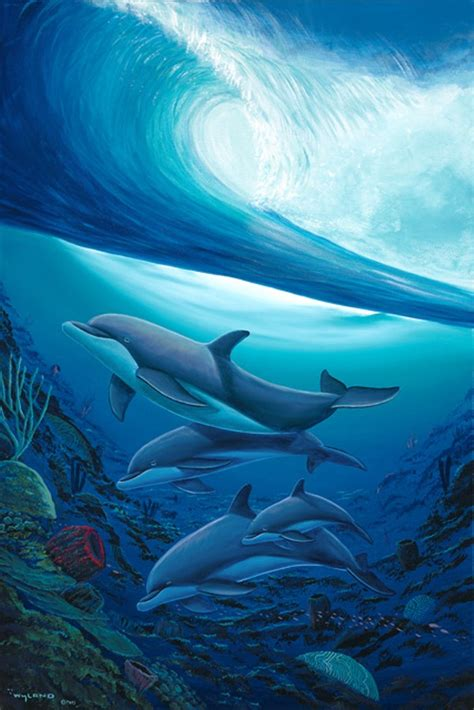 Marine artist Wyland presents 35th anniversary show at