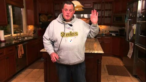 CBS Thanksgiving NFL Show Open with Billy Gardell - YouTube