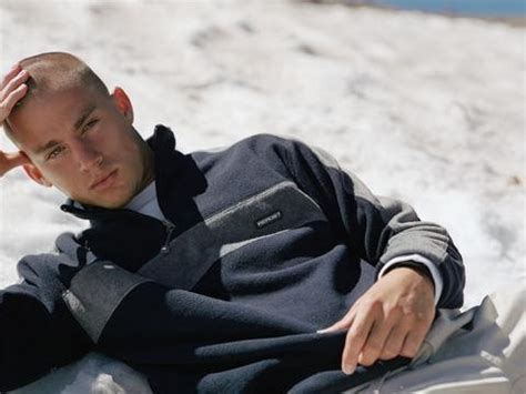 Remember Channing Tatum's Modeling Days? Here's a