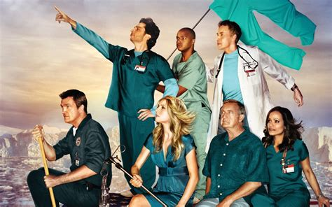 SCRUBS | TV HACK | Streaming Television Under Review