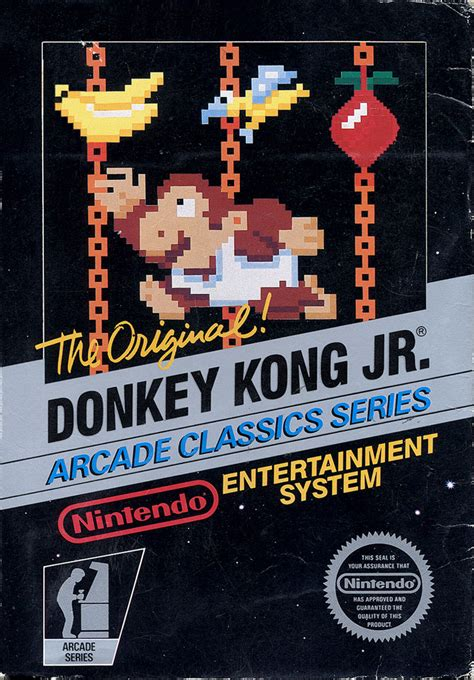 Donkey Kong Junior for Arcade (1982) - MobyGames