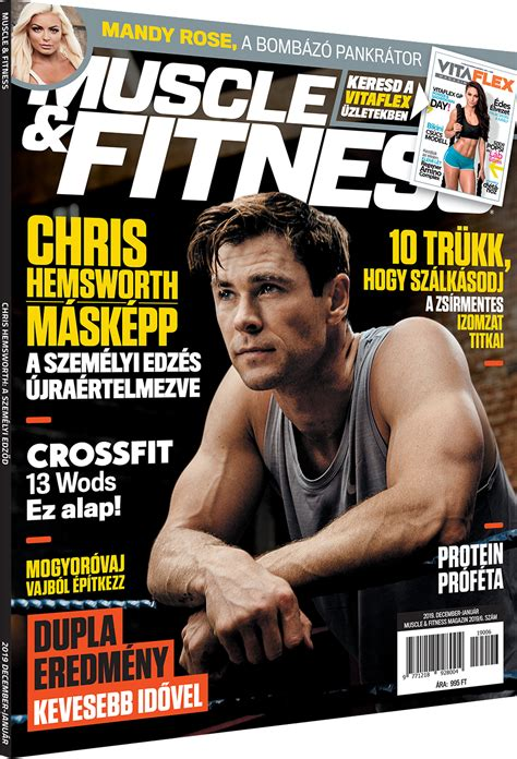 Muscle&Fitness 2019/6