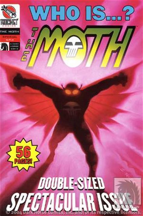Steve Rude's The Moth Double-Sized Special :: Profile