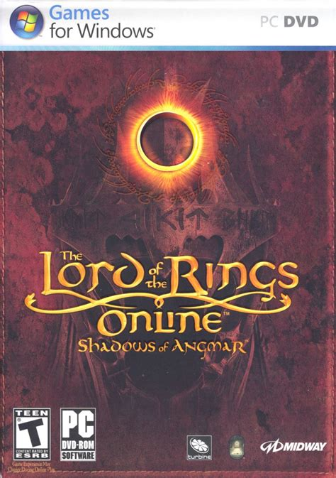The Lord of the Rings Online: Shadows of Angmar for