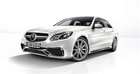 Mercedes-Benz AMG C63 Edition 507, E63 S-Model pricing