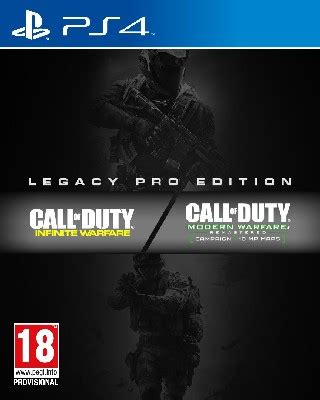 Call of Duty Infinite Warfare Legacy Pro Edition + Call of