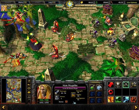 Warcraft III Patch 1