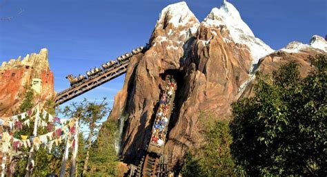 Expedition Everest—Legend of the Forbidden Mountain Review