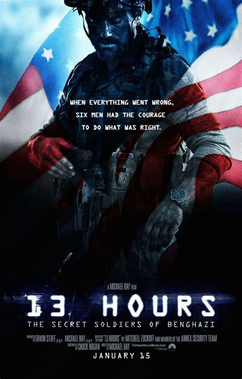 13 Hours: The Secret Soldiers of Benghazi DVD Release Date