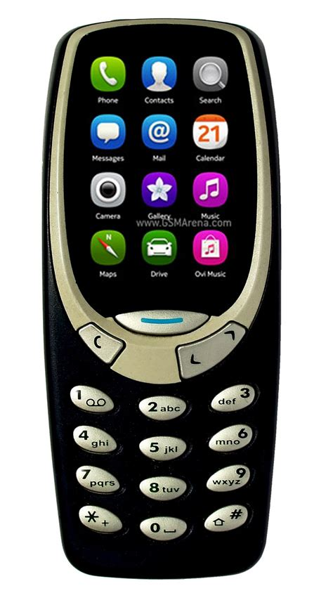 LOL! - Nokia 3310 Is Return; Now With Touch Screen And 12