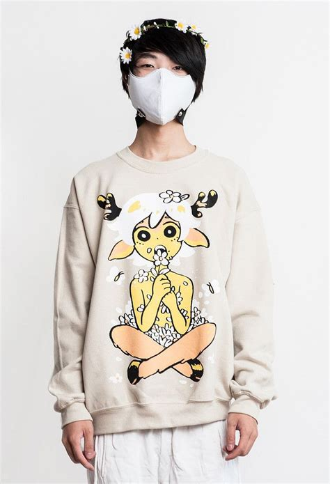 DEERBOY Sweater in 2020   Kawaii clothes, Pastel goth